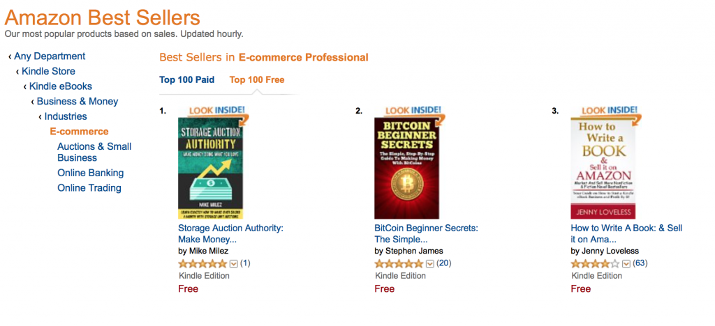 SAA - Amazon Best Sellers 1 - E-Commerce Photo